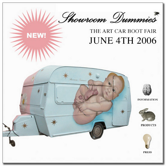 From The Cradle To The Grave At Showroom Dummies